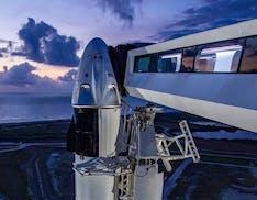 """Le avverse condizioni meteo causano un """"no-go"""", annullato il lancio NASA SpaceX"""