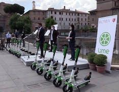 Ancora monopattini in sharing per Roma: la carica dei 1.000 arriva anche da Lime