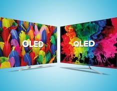 """TV, LG e Samsung fanno pace. FTC: OLED e QLED sono entrambi auto-emissivi in """"senso ampio"""""""