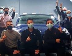Partono le consegne di Tesla Model Y fuori dagli USA