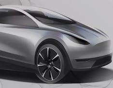 Tesla prepara l'elettrica compatta per tutti. Si cerca il giusto design in Cina