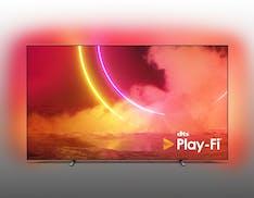 TP Vision sposa DTS Play-Fi: in arrivo su Android TV Philips e nuovi diffusori senza fili