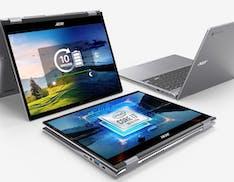 Chromebook da 299 euro: i nuovi convertibili di Acer per gli studenti