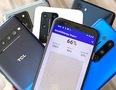 Smartphone Android pronti a tutto per risparmiare batteria. Ne abbiamo misurati 11, i migliori e i peggiori