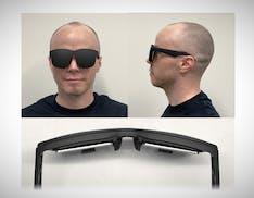 Facebook sta sviluppando un visore VR simile a un paio di occhiali da sole