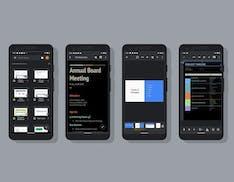 Tema scuro disponibile per Google Documenti, Fogli e Presentazioni
