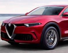 Alfa Romeo Brennero, e se fosse elettrico su base Opel Mokka-e?