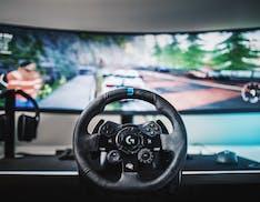 Ecco Logitech G923, il volante che rivoluziona l'esperienza simulativa con il sistema TrueForce