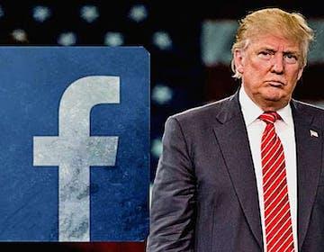 Facebook e Twitter censurano il presidente Trump: fa disinformazione sul COVID-19
