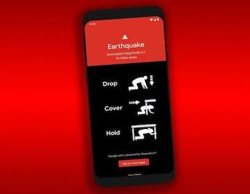 Google aggiorna tutti gli smartphone Android: avviso immediato se sta per arrivare un terremoto