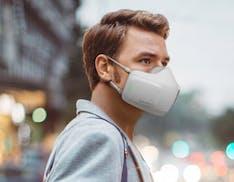 LG Puricare, ecco la mascherina a doppio filtro che purifica l'aria che respiriamo