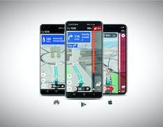 TomTom Go Navigation è la nuova app di navigazione che usa mappe 3D offline
