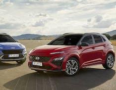Nuova Hyundai Kona, ibrida e sportiva N Line, in attesa del restyle elettrico