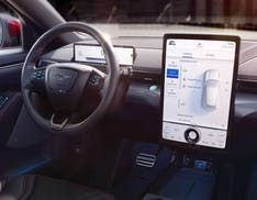 Il nuovo Ford Sync è un salto nel futuro. Così la Mustang Mach-E è al pari di Tesla?