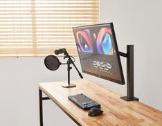 LG UltraFine Ergo 4K è il monitor per PC perfetto per chi cerca massima ergonomia e qualità