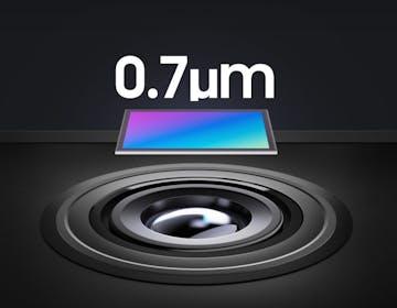 Samsung contro tendenza: i nuovi sensori per smartphone hanno gli stessi megapixel ma sono più piccoli e sottili
