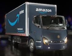 Amazon, acquistati dieci camion elettrici di Lion Electric. Continua la marcia verso un futuro sostenibile