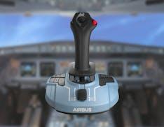 Com'è giocare a Microsoft Flight Simulator con il Thrustmaster TCA Sidestick Airbus Edition?