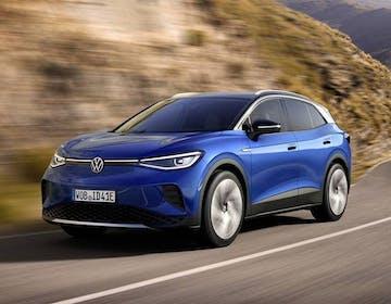 Volkswagen svela la ID.4: batteria da 520 km a meno di 50.000 euro