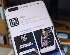 DAZN sbarca su AppGallery. Funzionerà anche sui dispositivi senza servizi Google