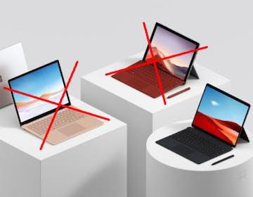 Microsoft potrebbe rimandare l'uscita di Surface Pro 8 e Surface Laptop 4 al 2021