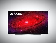 "LG spinge l'OLED CX da 48"": con l'acquisto in regalo cuffie wireless e film su Rakuten"