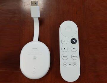 Le prime immagini reali di Google TV, che sostituirà Chromecast