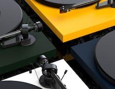 Project Debut Carbon Evo, il giradischi con un occhio per la musica e uno per il design
