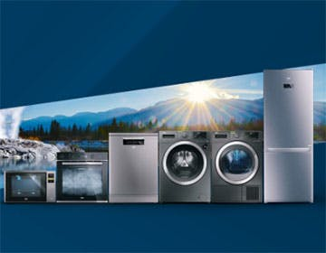 Frigoriferi, forni e lavatrici igienizzanti: le novità di Beko