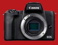 Svelata la Canon EOS M50 Mark II: i vlogger gioiscono, ma il 4K resta a 24p