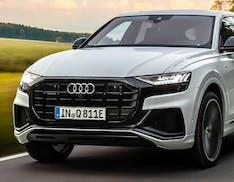Svelato Q8 TFSI E Quattro, il SUV ibrido plug-in di Audi disponibile solo in Europa