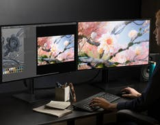 "HP lancia i nuovi monitor DreamColor ""critical-color"" HDR per professionisti dell'immagine"