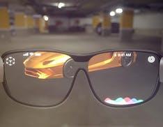 Sony sta lavorando alla tecnologia di visione degli Apple Glass