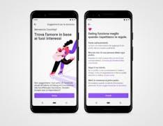 Facebook diventa anche un'app d'incontri: Dating debutta ufficialmente anche in Italia