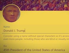 """La password di Twitter di Trump è """"maga2020!"""", l'ha indovinata un esperto di sicurezza violando l'account"""