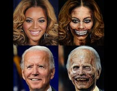 La tua foto in versione zombie per Halloween. Un'app mostra le potenzialità dell'intelligenza artificiale