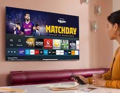 Samsung, ecco l'aggiornamento di TV Plus: quattro nuovi canali e home page completamente riprogettata