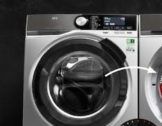 AEG serie 9000 Premium Edition: lavatrice e asciugatrice ora si parlano