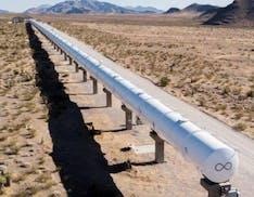 Virgin Hyperloop, ecco il primo test con passeggeri. Due dipendenti viaggiano all'interno di una capsula