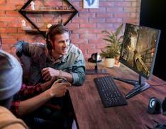 Ecco i nuovi monitor gaming Lenovo, con HDR, frame rate fino a 165 Hz e supporto FreeSync