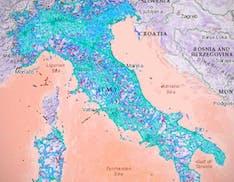 WindTre 5G, la mappa ufficiale. Ecco i 38 comuni in cui sarà attivata la rete di nuova generazione