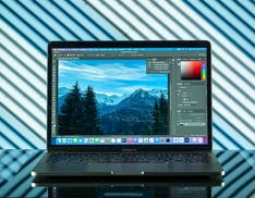MacBook Pro 2020 M1: tutti i test con le app di fotografia