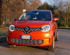 La prova di Renault Twingo Electric: The new normal