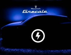 Maserati, tutti i modelli saranno elettrificati entro cinque anni