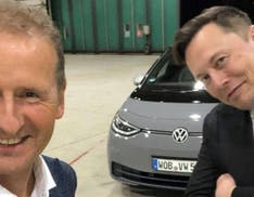 """Il CEO di Volkswagen rivela """"Mission T"""", il piano per raggiungere Tesla"""