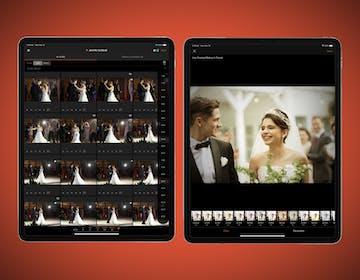 Visual Story è l'app Sony per i fotografi di eventi. Trasferimento automatico delle foto e spazio cloud fino a 200 GB