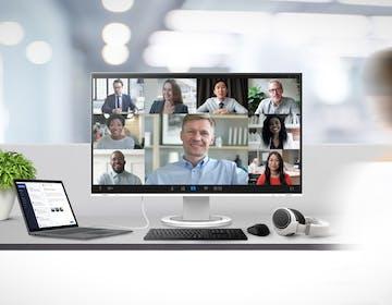 """Eizo lancia tre nuovi monitor FlexScan. Per l'OLED bisogna aspettare: """"Non è ancora una tecnologia stabile"""""""