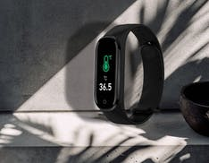 TO BE Watch è la smart band in grado di misurare anche la temperatura corporea