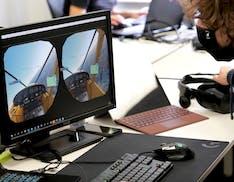 Microsoft Flight Simulator ha integrato la realtà virtuale. Sono compatibili tutti i visori