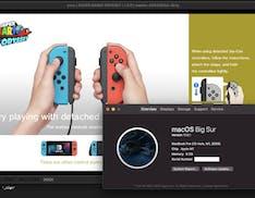 Uno sviluppatore è riuscito a emulare Nintendo Switch sui Mac con M1